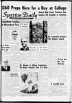 Spartan Daily, April 27, 1961 by San Jose State University, School of Journalism and Mass Communications