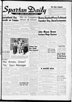 Spartan Daily, April 28, 1961 by San Jose State University, School of Journalism and Mass Communications