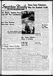 Spartan Daily, May 3, 1961 by San Jose State University, School of Journalism and Mass Communications