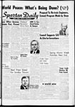 Spartan Daily, May 5, 1961 by San Jose State University, School of Journalism and Mass Communications