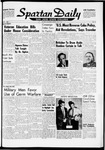 Spartan Daily, May 8, 1961 by San Jose State University, School of Journalism and Mass Communications