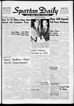 Spartan Daily, May 9, 1961 by San Jose State University, School of Journalism and Mass Communications