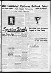 Spartan Daily, May 10, 1961 by San Jose State University, School of Journalism and Mass Communications