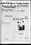 Spartan Daily, May 11, 1961 by San Jose State University, School of Journalism and Mass Communications