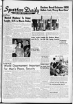 Spartan Daily, May 12, 1961 by San Jose State University, School of Journalism and Mass Communications