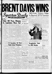 Spartan Daily, May 15, 1961 by San Jose State University, School of Journalism and Mass Communications