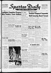 Spartan Daily, May 16, 1961 by San Jose State University, School of Journalism and Mass Communications