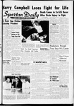 Spartan Daily, May 17, 1961 by San Jose State University, School of Journalism and Mass Communications