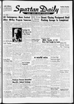 Spartan Daily, May 18, 1961 by San Jose State University, School of Journalism and Mass Communications