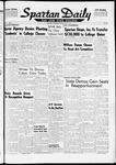 Spartan Daily, May 22, 1961
