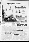 Spartan Daily, May 24, 1961 by San Jose State University, School of Journalism and Mass Communications