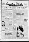 Spartan Daily, May 25, 1961