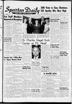 Spartan Daily, May 26, 1961