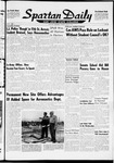 Spartan Daily, May 29, 1961 by San Jose State University, School of Journalism and Mass Communications