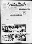 Spartan Daily, September 25, 1961 by San Jose State University, School of Journalism and Mass Communications