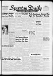Spartan Daily, September 27, 1961