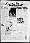 Spartan Daily, September 29, 1961 by San Jose State University, School of Journalism and Mass Communications