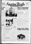 Spartan Daily, October 2, 1961 by San Jose State University, School of Journalism and Mass Communications