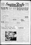 Spartan Daily, October 3, 1961 by San Jose State University, School of Journalism and Mass Communications