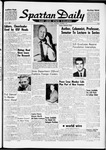 Spartan Daily, October 4, 1961 by San Jose State University, School of Journalism and Mass Communications