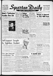 Spartan Daily, October 5, 1961 by San Jose State University, School of Journalism and Mass Communications