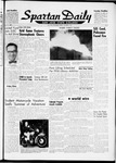 Spartan Daily, October 6, 1961 by San Jose State University, School of Journalism and Mass Communications
