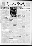 Spartan Daily, October 9, 1961 by San Jose State University, School of Journalism and Mass Communications