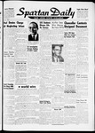 Spartan Daily, October 12, 1961 by San Jose State University, School of Journalism and Mass Communications