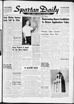 Spartan Daily, October 13, 1961 by San Jose State University, School of Journalism and Mass Communications