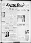 Spartan Daily, October 17, 1961 by San Jose State University, School of Journalism and Mass Communications