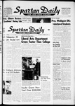 Spartan Daily, October 19, 1961 by San Jose State University, School of Journalism and Mass Communications
