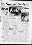 Spartan Daily, October 20, 1961 by San Jose State University, School of Journalism and Mass Communications