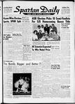 Spartan Daily, October 23, 1961