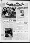 Spartan Daily, October 24, 1961 by San Jose State University, School of Journalism and Mass Communications