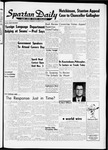Spartan Daily, October 25, 1961 by San Jose State University, School of Journalism and Mass Communications