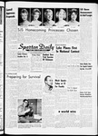Spartan Daily, October 27, 1961 by San Jose State University, School of Journalism and Mass Communications