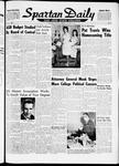 Spartan Daily, October 30, 1961
