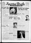 Spartan Daily, October 31, 1961 by San Jose State University, School of Journalism and Mass Communications