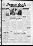 Spartan Daily, November 3, 1961 by San Jose State University, School of Journalism and Mass Communications