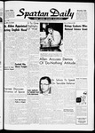 Spartan Daily, November 8, 1961 by San Jose State University, School of Journalism and Mass Communications