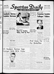 Spartan Daily, November 10, 1961 by San Jose State University, School of Journalism and Mass Communications
