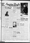 Spartan Daily, November 13, 1961 by San Jose State University, School of Journalism and Mass Communications