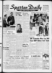 Spartan Daily, November 14, 1961 by San Jose State University, School of Journalism and Mass Communications
