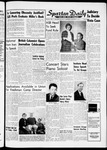 Spartan Daily, November 15, 1961 by San Jose State University, School of Journalism and Mass Communications
