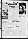 Spartan Daily, November 16, 1961 by San Jose State University, School of Journalism and Mass Communications