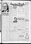Spartan Daily, November 17, 1961 by San Jose State University, School of Journalism and Mass Communications