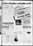 Spartan Daily, November 20, 1961 by San Jose State University, School of Journalism and Mass Communications
