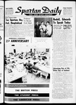 Spartan Daily, November 21, 1961 by San Jose State University, School of Journalism and Mass Communications