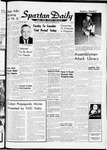 Spartan Daily, November 29, 1961 by San Jose State University, School of Journalism and Mass Communications