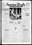 Spartan Daily, December 1, 1961 by San Jose State University, School of Journalism and Mass Communications
